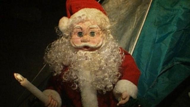 Angst vor Weihnachten
