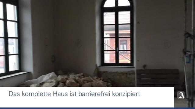 Sanierung des Alten Rathauses in Nieder-Ingelheim