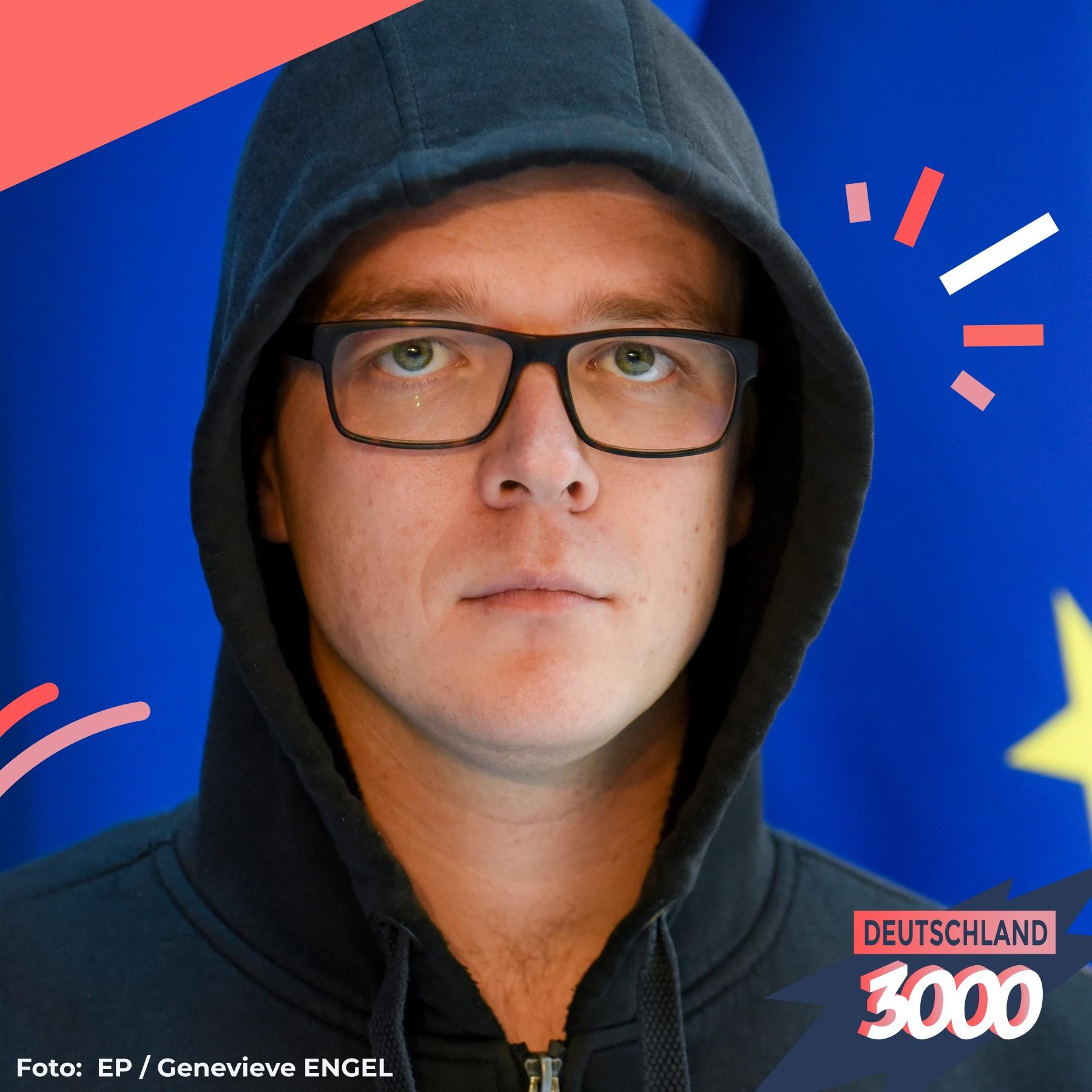 Nico Semsrott, wie ernst nimmst du Europa?