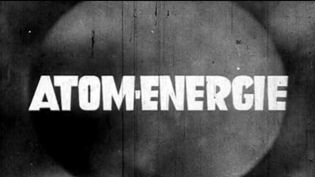 Geschichte der Atomkraft