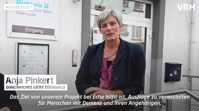 Echo hilft!: Mit Gesellschaft gegen Demenz