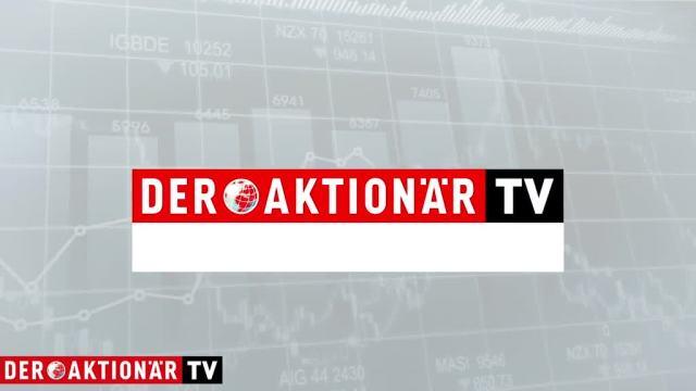 Trading-Tipp: Aixtron - charttechnische Chance auf Erholung