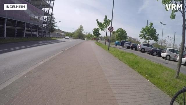 Test: Ingelheim als fahrradfreundliche Stadt