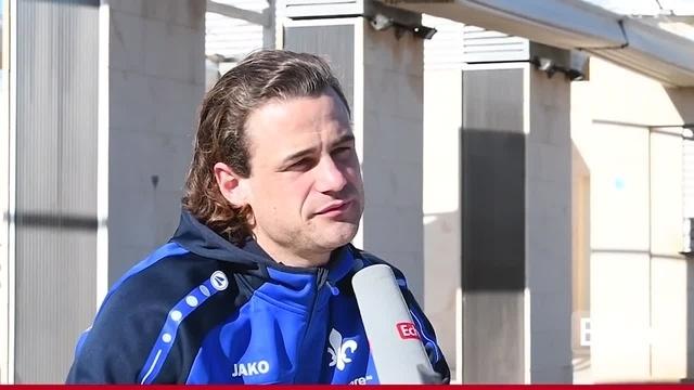 Interview mit Yannick Stark vom SV Darmstadt 98