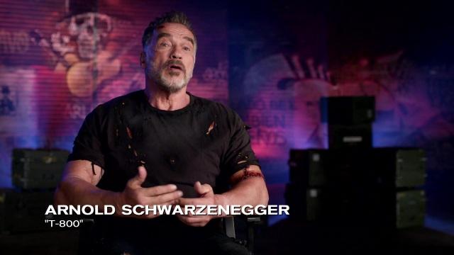 Making of: Terminator - Dark Fate