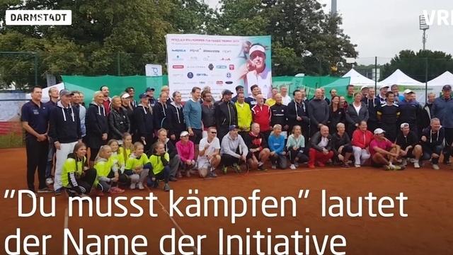 Darmstadt: Du musst kämpfen für den guten Zweck