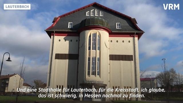 Adolf-Spieß-Halle in Lauterbach eingeweiht