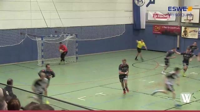 Wiesbaden: Derby in der Handball-Oberliga