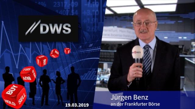 Analyser to go: Deutsche-Bank-Tochter DWS heruntergestuft