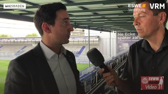 Markus Klepzig über die Marketingstrategien des SVWW