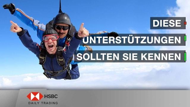 Diese Unterstützungen sollten Sie kennen! - HSBC Daily Trading TV vom 14.05.2019