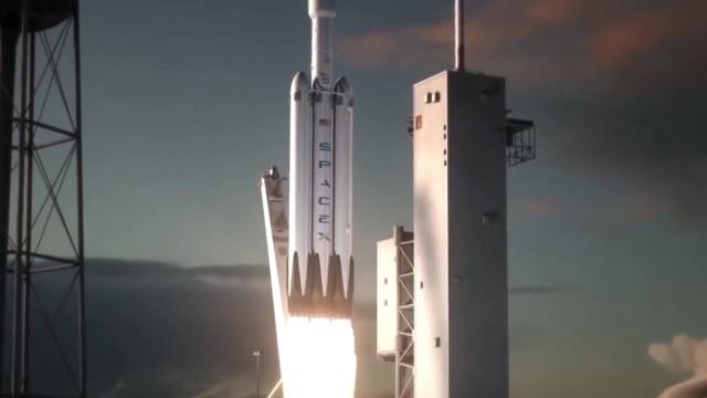 So funktioniert die stärkste Rakete