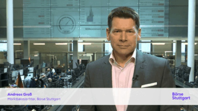 Marktbericht (1/2): US Konjunktur schwach - Dax weiter unter Druck
