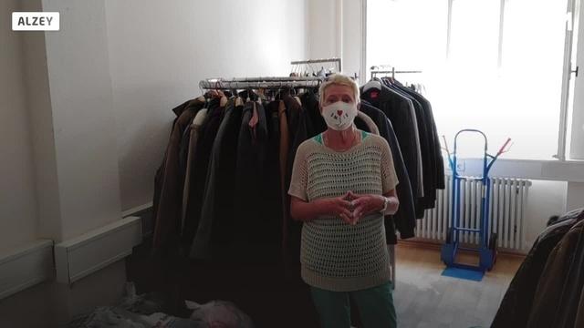 Kleiderkammer des diakonischen Werkes wieder offen