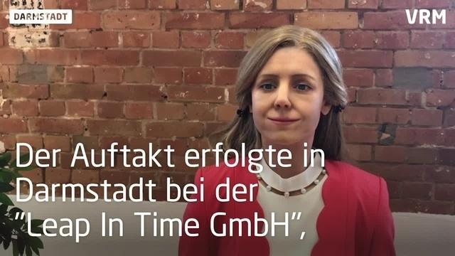 Digitalministerin Sinemus auf Sommertour in Hessen