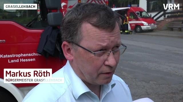 Brand im Sägewerk in Grasellenbach