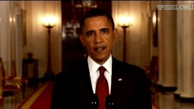 Obama verkündet Tod Bin Ladens