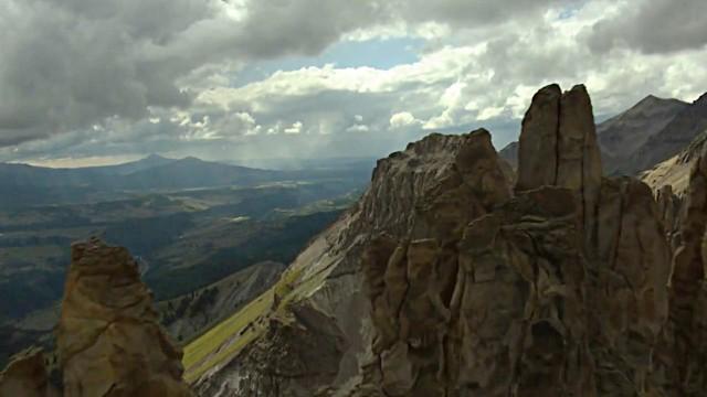 Colorado aus der Luft