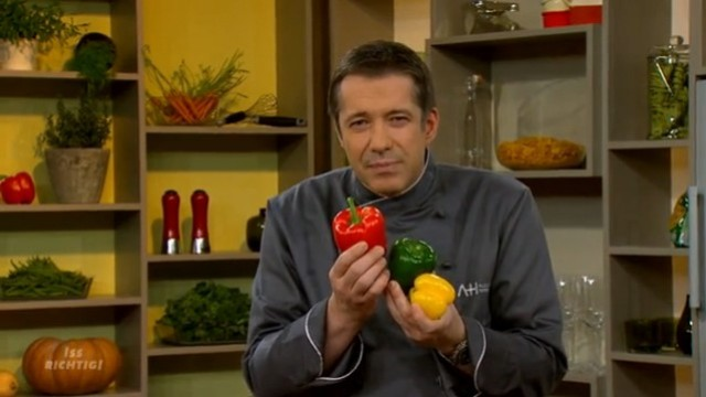 Iss richtig: Gemüse