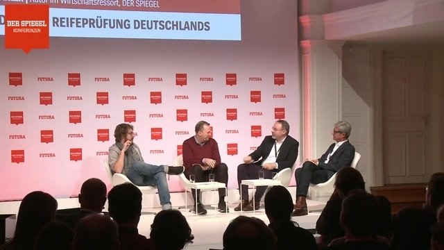 FUTURA 2018: Die Digitale Reifeprüfung Deutschlands