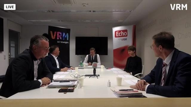VRM-Podium zur Bürgermeisterwahl in Babenhausen Teil 2