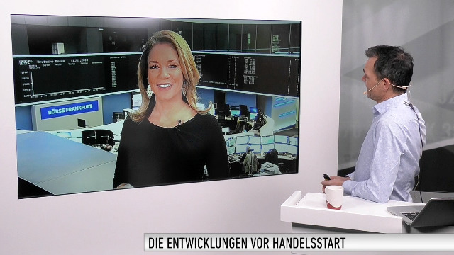 Marktüberblick: Dow Jones, DAX, Gold, Barrick Gold, Macy's, Amazon, Lufthansa, Daimler, Wirecard