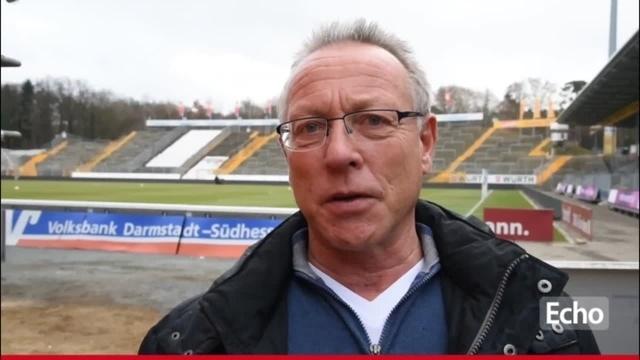 Jens Wannemacher zum Spiel der Lilien gegen Hertha BSC