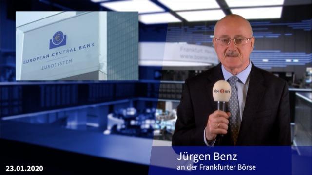 EZB bleibt sich treu - Dax schon früh unter Druck