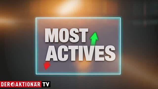 Most Actives: Hugo Boss, SAP und TUI