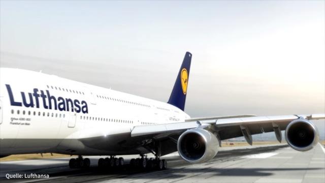 Zweithöchster Gewinn in der Geschichte der Lufthansa - Aktie fällt trotzdem