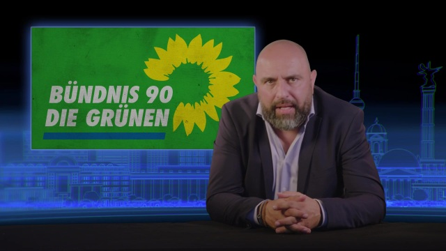 BÄM! Rösterei: Die Grünen