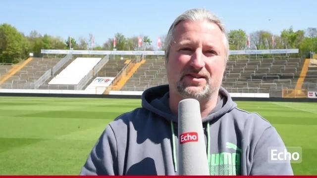 Jan Felber über die Lizenzauflagen für das Böllenfalltorstadion und das Spiel gegen den Hamburger SV