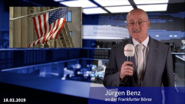USA bestimmen Kurs der Börse - trotz Feiertags