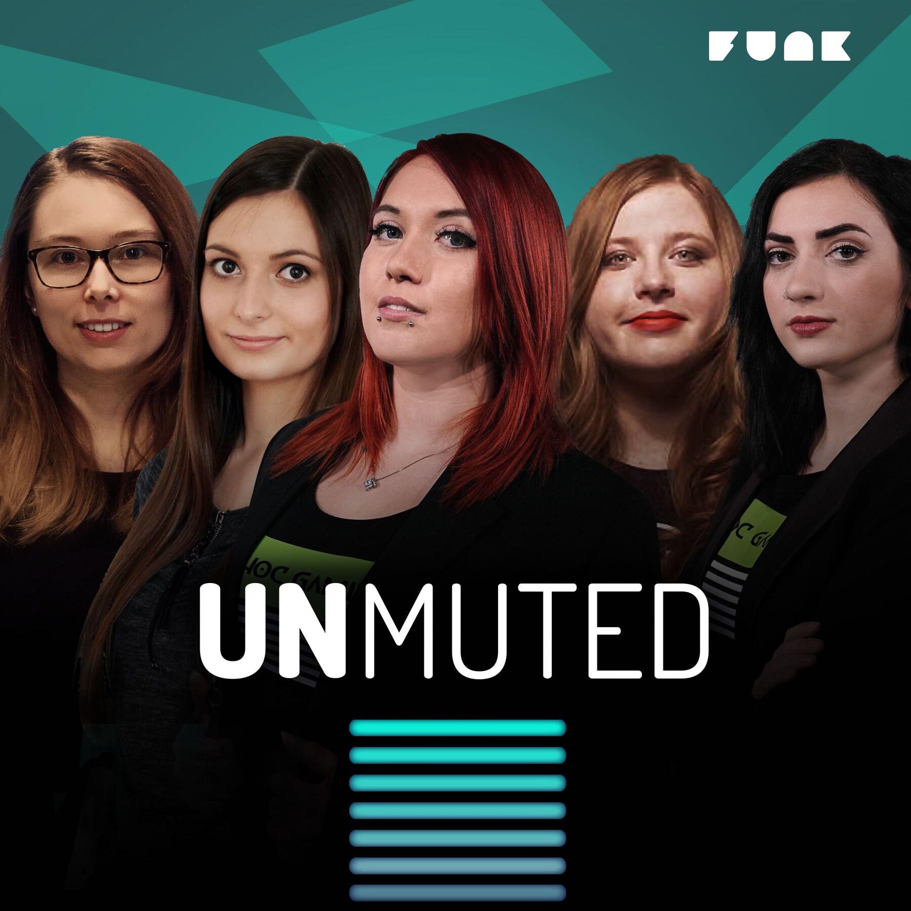 Frauen im Esports – welche Chancen haben sie trotz Sexismus? | #6 unmuted – Esports-Podcast