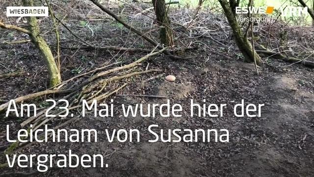 Fall Susanna: Ali Bashars Rückkehr an den Tatort