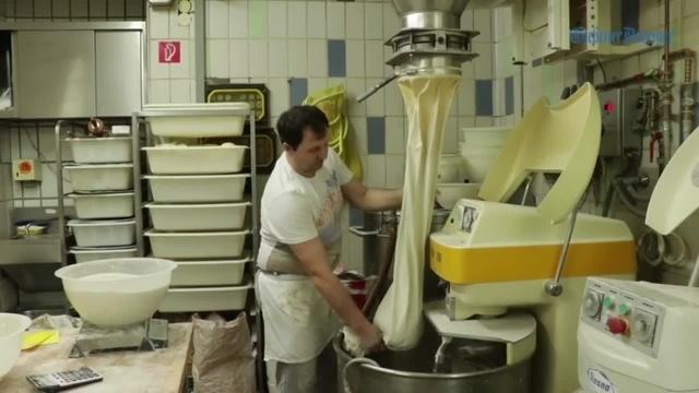 Brotbacken mit Bäckermeister Braun