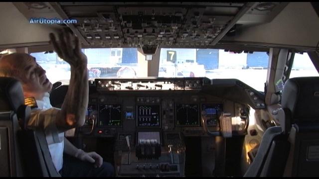 Mit der Boeing 747-8F von London nach Chicago