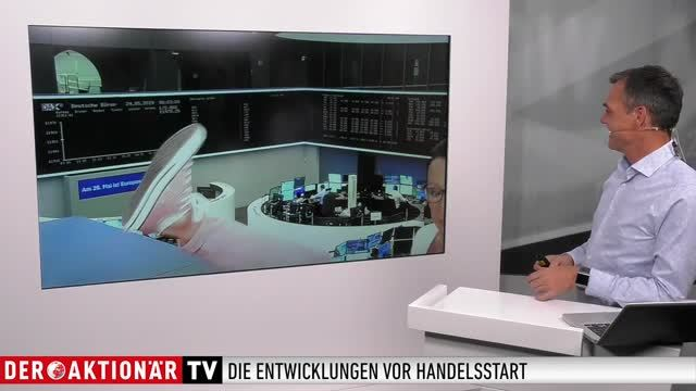 Marktüberblick: Dow Jones, CSI300, Öl (WTI), DAX, Deutsche Bank, Wirecard, United Internet, 1&1 Drillisch