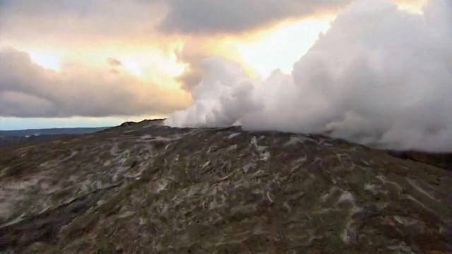 Hawaii aus der Luft