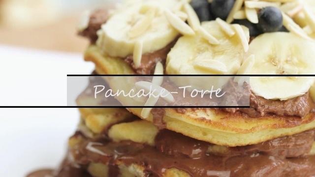 Pancake-Torte