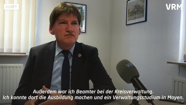SPD-Landratskandidat Heiko Sippel stellt sich vor