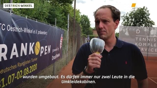 Wiesbadener Niklas Schell siegt bei Ranko Open