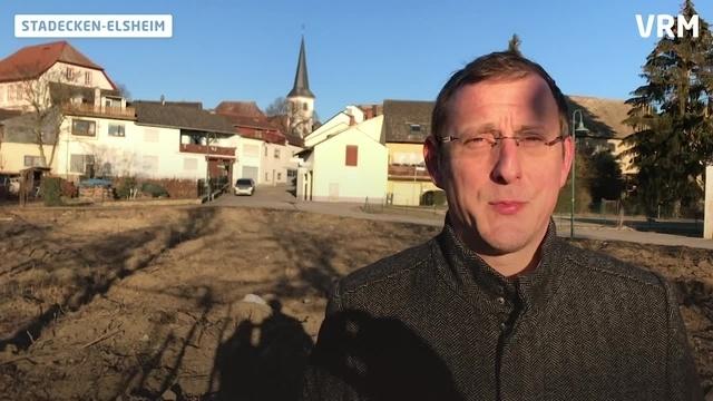 Neuer Parkplatz für Stadecken-Elsheim