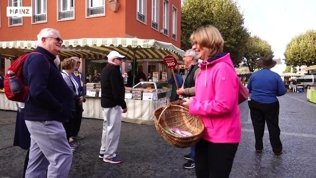 OB-Wahl in Mainz: Unterwegs mit Tabea Rößner