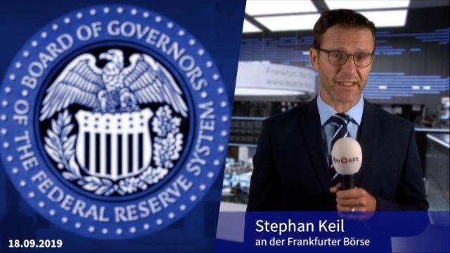 Alle warten auf die US-Notenbank Fed