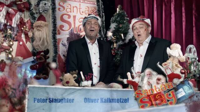Outtakes: Santa's Slay - Last Christmas Song