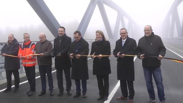 B 54-Brücken sind wieder befahrbar