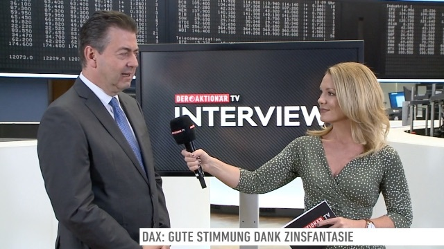 Zinsen - neues Doping für die Märkte?