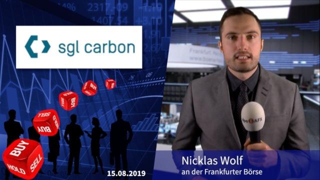 Analyser to go: Chefrücktritt und Prognosesenkung bei SGL Carbon - Baader Bank rät zum Verkaufen