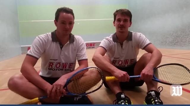 Squash: Black & White RC Worms auf dem Weg zur Meisterschaft?